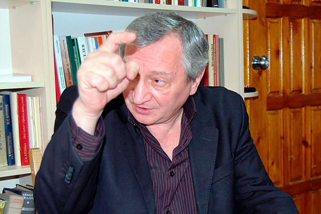 Игорь Васкул. Фото Игоря Бобракова