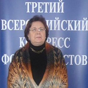 Коровина Надежда Степановна