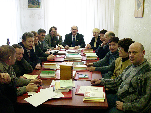 Ученый совет 2002-2007гг
