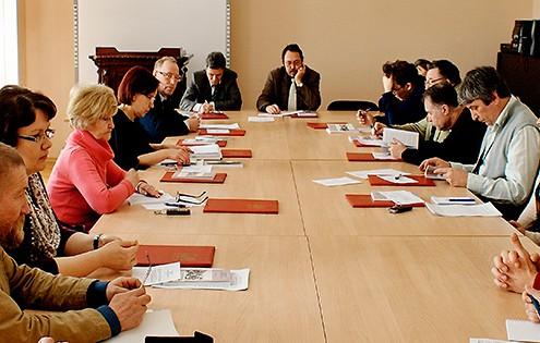 Заседание Ученого совета 2010 г