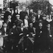 Члены Общества изучения Коми края_1925
