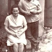 А.К.Микушев с супругой. Нач 1970х МИПКК