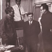 Р.Ермолин А.Микушев Э.Козлов. 1970 г. МИПКК