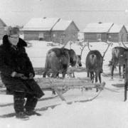 Л.Н.Жеребцов в экспедиции