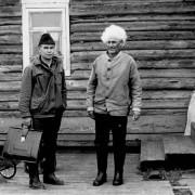 Рочев Ю.Г. в экспедиции