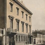 Здание ИРГО. 1916-г