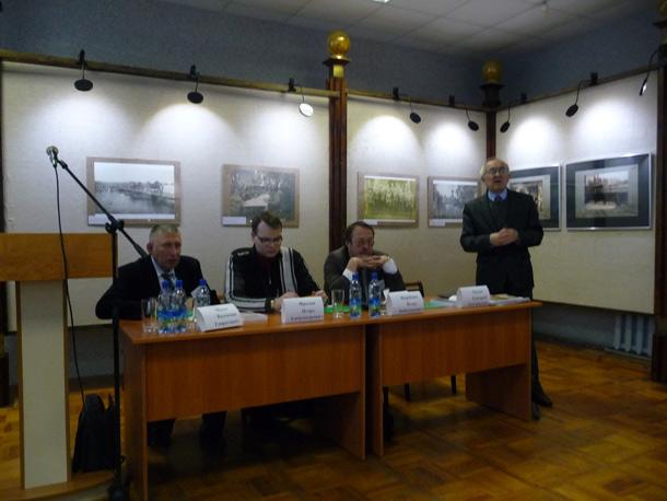 Заседание секции