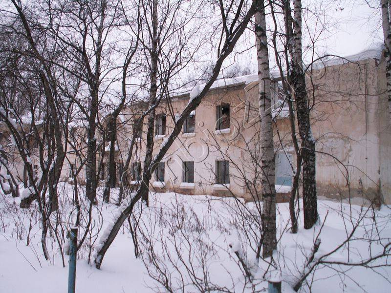 Старый дом №60. Тубдиспансер. Фото с сайта simbiozz.ru