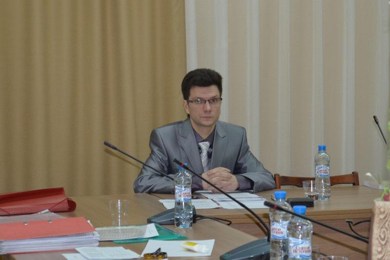 Выступление (ответы на вопросы членов диссертационного совета)