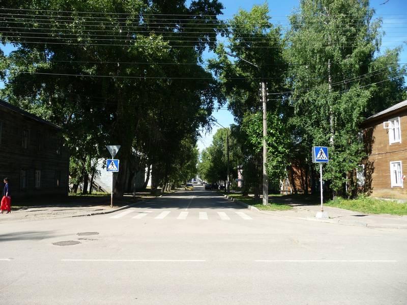 Юхнина от Оплеснина к Орджоникидзе. 2014 г.