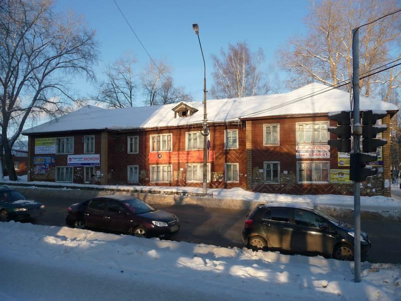 Дом №50а. Фото 2012 г.