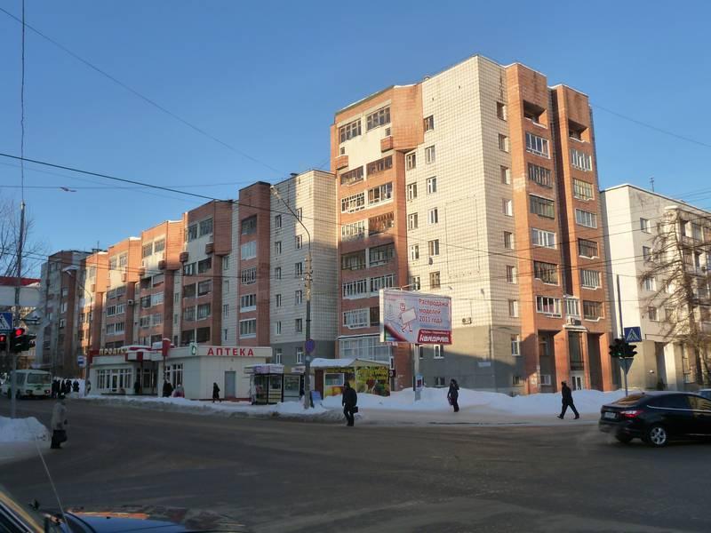 Орджоникидзе 28 и Интернациональная 102. 23.01.2012