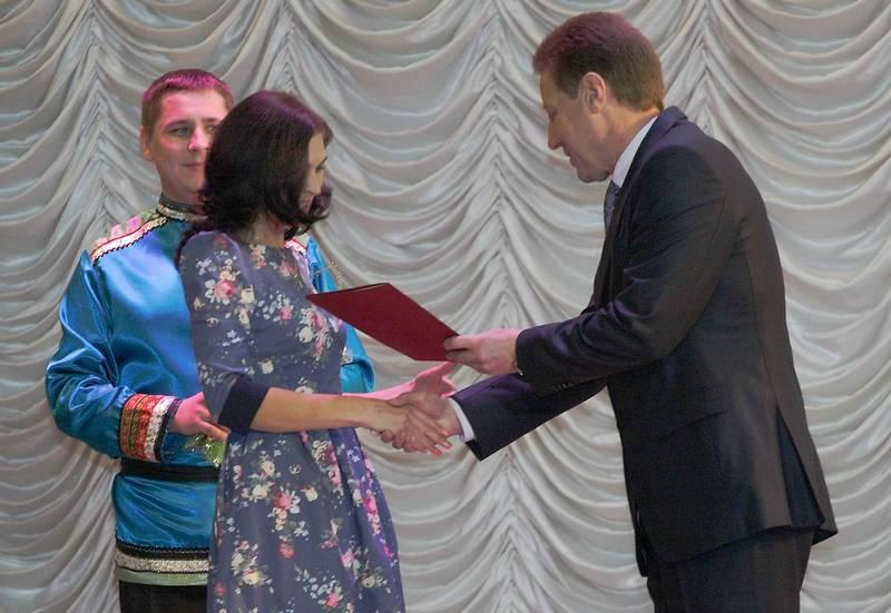 Коми научный центр УрО РАН отметил семидесятилетие