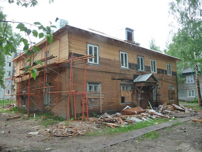 Нагорный проезд №11.