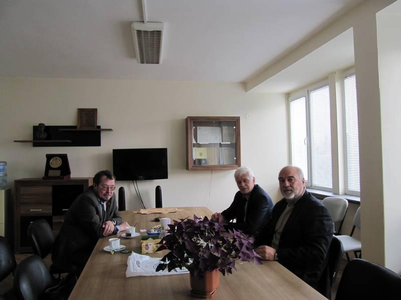 Достигнута договоренность о сотрудничестве ИЯЛИ Коми НЦ УрО РАН и гуманитарных институтов Болгарской академии наук