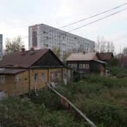 Карла Маркса.Вид со двора.2014 г.
