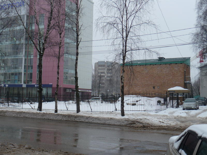 Место дома Первомайская, 80