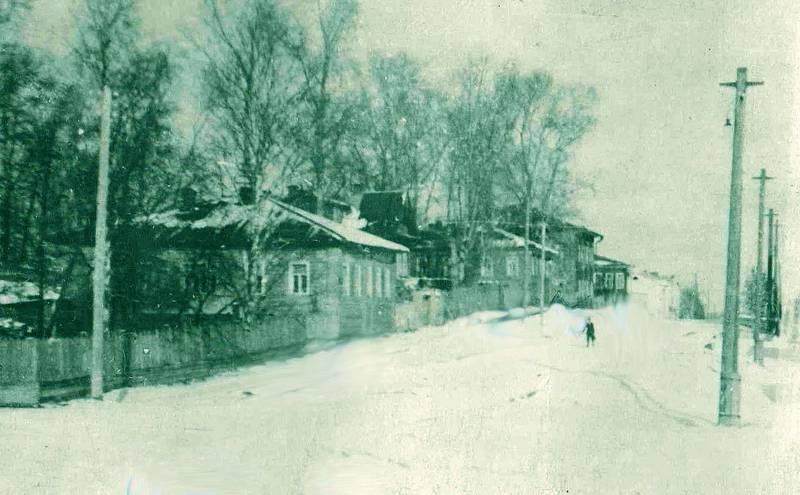Куратова от Ленина к Советской.1940-50-е гг.