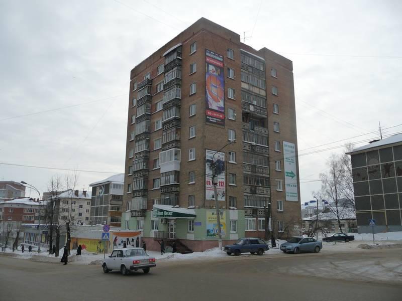 Советская №34. 2012 г.
