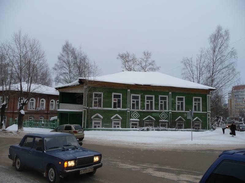 Советская №45. 2014 г.