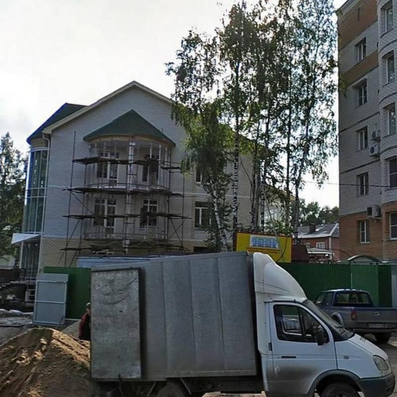 Строится новый дом №1 на ул.Куратова
