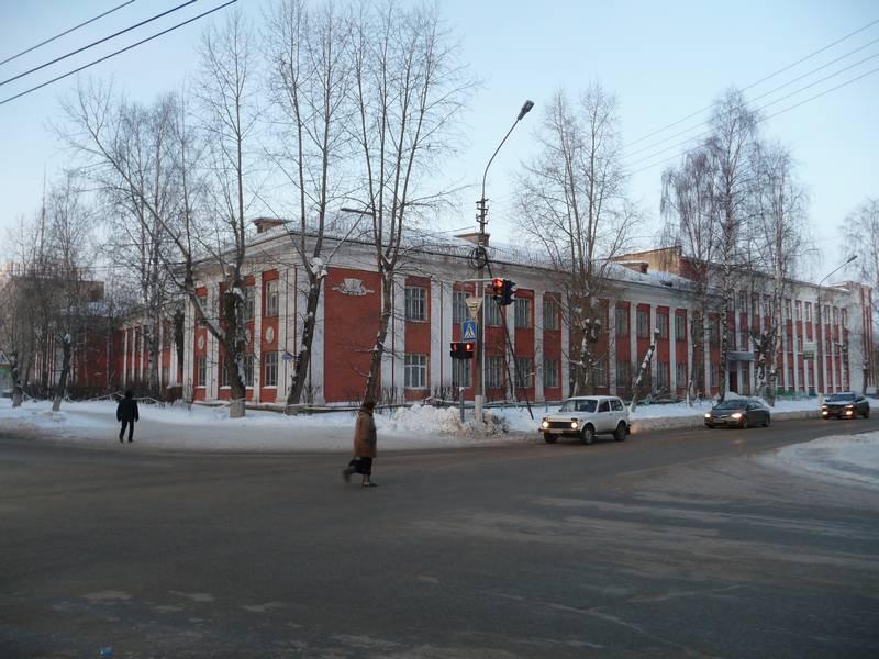 Школа №12. 2011 г.