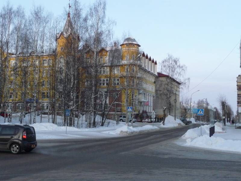 Ул. Куратова. 2011 г.