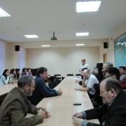 Отчетное собрание первичной профсоюзной организации ИЯЛИ за 2014 г.