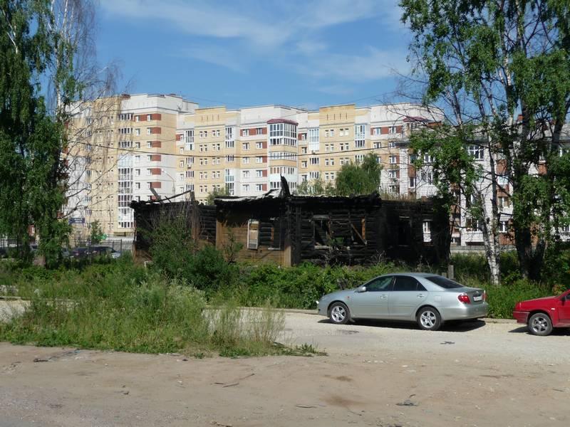 Первомайская №15. 2013 г.