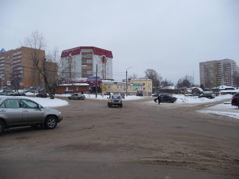 Первомайская д.40. 2010 г.