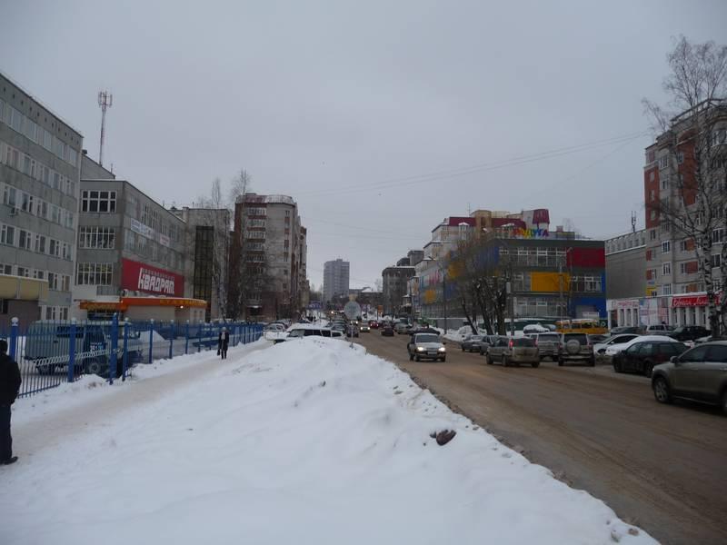 Первомская от Красных партизан к Орджоникидзе. 2010 г.