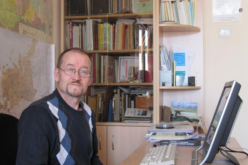 Книга Олега Уляшева признана лучшей книгой 2014 года на коми языке