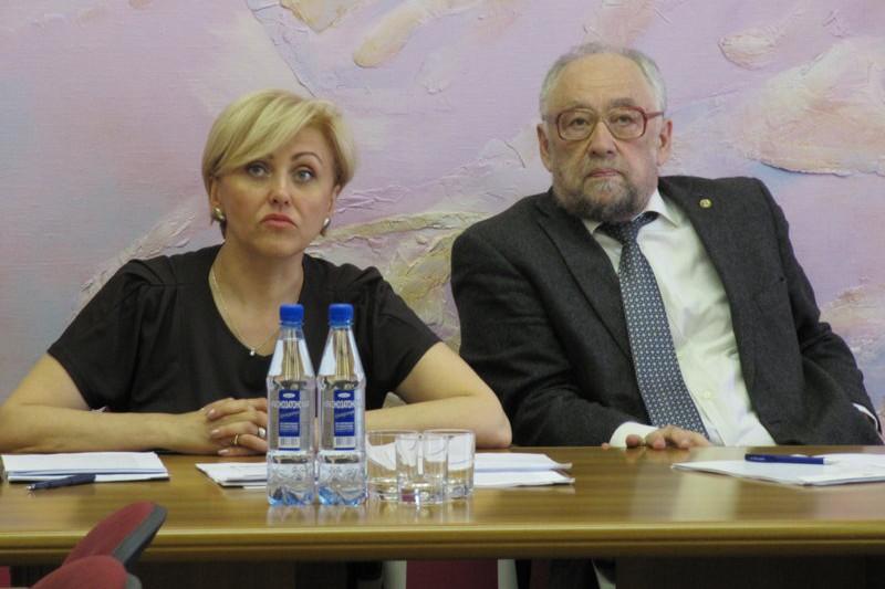 Сотрудничество Сыктывкарского университета и академических институтов