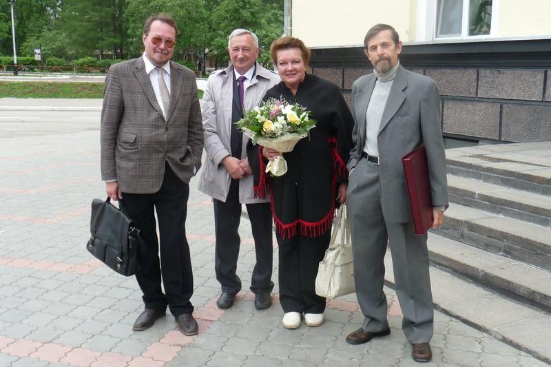 Почетные звания − ученым ИЯЛИ Коми НЦ УрО РАН
