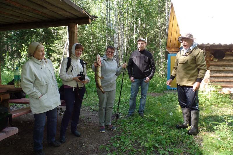 Лингво-этнографическая экспедиция к верхнемезенским коми
