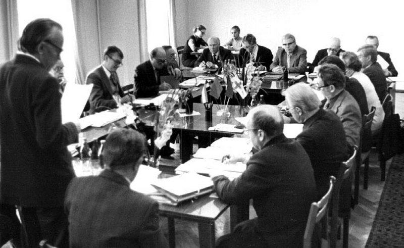 заседание рабочего оркомитета 6 МКФУ