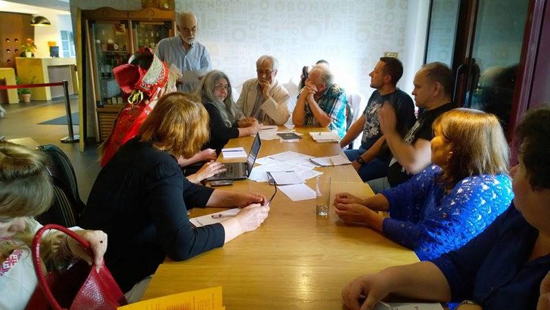 Заседание Круглого стола с Карой Сакони