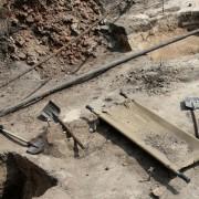 Археологи Коми и НАО узнают, что находилось на месте первого русского города в Арктике