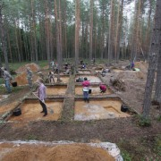 Ученые Коми нашли в могильнике украшения эпохи Великого переселения