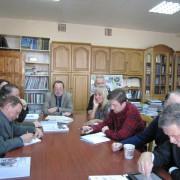 Встреча с журналистами