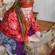Мастерица Дарья Алексеевна Канева, Нарьян-Мар, 2014 год