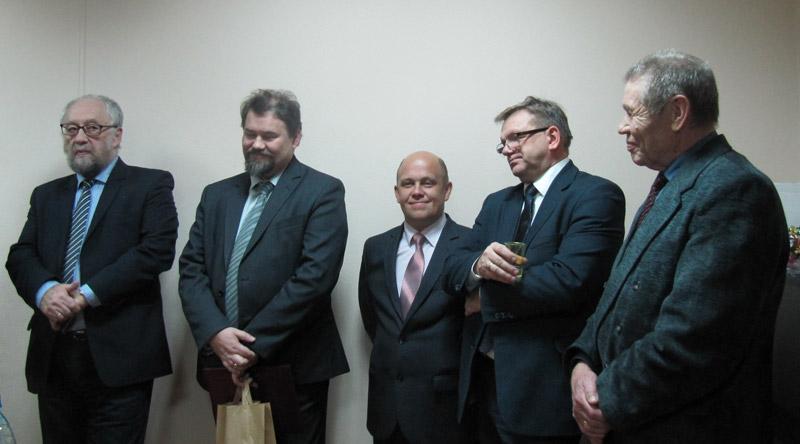 Собрание ученых и политиков в Институте языка, литературы и истории Коми НЦ УрО РАН