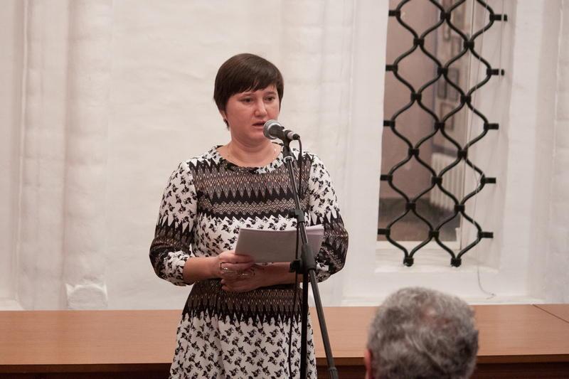 Презентация проекта «Антологии современной поэзии России»