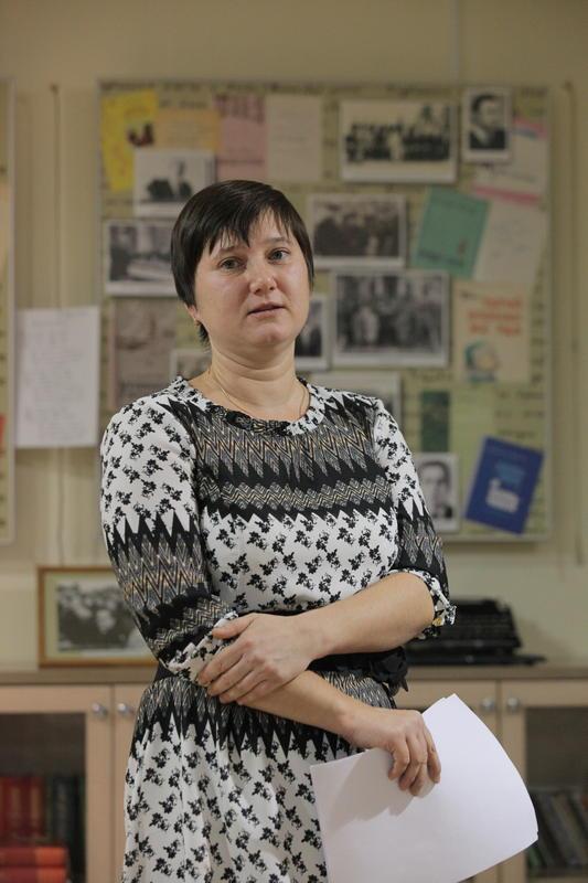 Творческий вечер Алены Ельцовой
