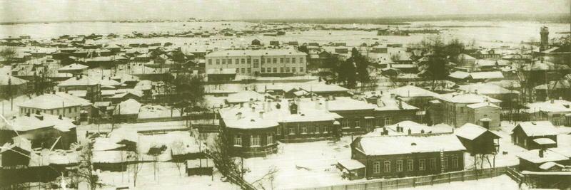 Сыктывкар 1930е гг.