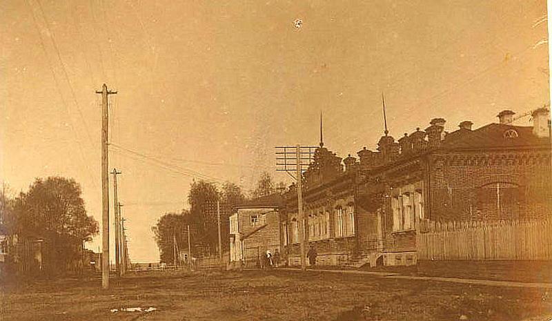 Ул. Бабушкина (Рабочая) 1927 г.