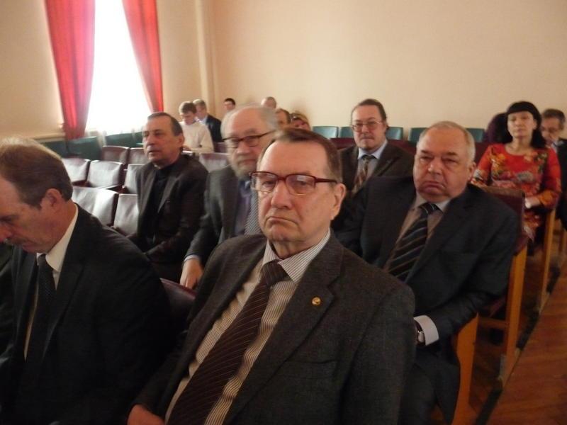 В Екатеринбурге состоялось обсуждение актуальных проблем научно-организационной и исследовательской работы