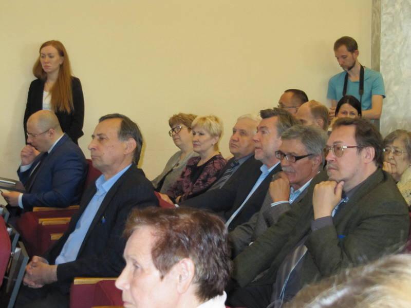Встречи врио Главы Республики Коми С.А. Гапликова с руководителями и сотрудниками научных учреждений Сыктывкара