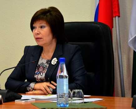 Заместитель Председателя Правительства Республики Коми Т.Н.Николаева