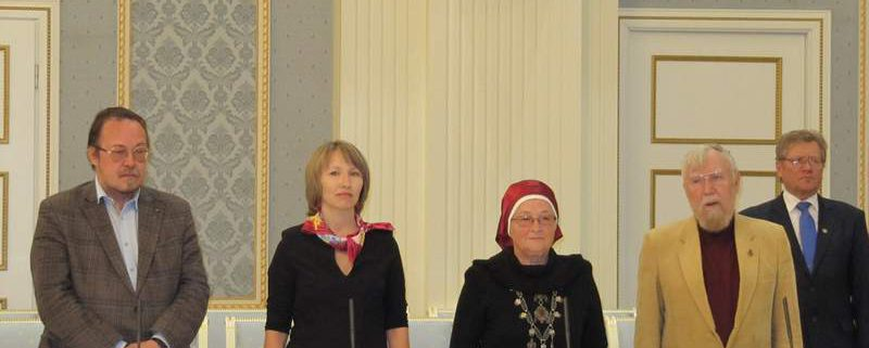 Поздравляем с 85-летним юбилеем Удмуртский институт истории, языка и литературы!